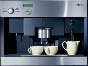 Vår kjære kaffemaskin